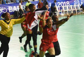 Balonmano femenino de vuelta al trono Juegos Centroamericanos