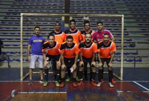 Equipo PUCMM, campeón del Torneo Invitacional Caribeño de Fútbol Sala