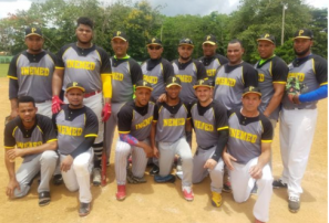 INEMED gana XX torneo empresarial de sóftbol en SFM