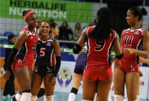 RD vence 3-0 a Costa Rica  en inicio de IV Copa Panam Voleibol Sub-23