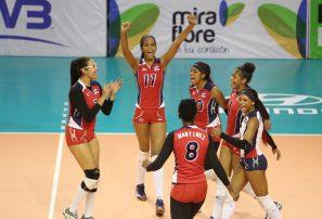 Voleibol RD venció a Perú y va por la medalla de oro Final Four
