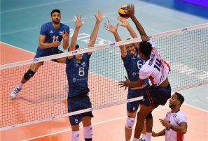 Argentina barre en tres sets al equipo dominicano en Mundial Voleibol