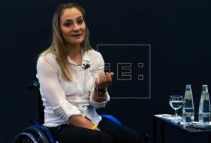 """Bicampeona olímpica desea """"regresar a la vida"""" tras quedar paralítica"""