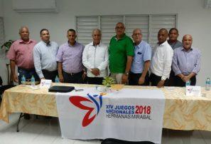 Quinta Zona muestra apoyo a los reforzamientos técnicos Juegos Nacionales