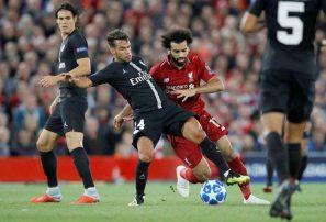 Barça goleó al PSV; Liverpool venció a PSG en la champions League