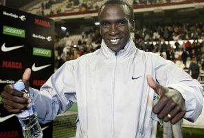 ONU nombra Persona del Año en 2018 al plusmarquista de maratón Kipchoge