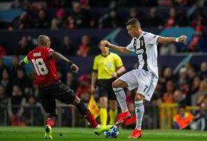 Juventus continúa brillando con Cristiano; Real Madrid encuentra el triunfo en la Champions