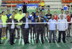 Nairobi, Polanco, Cabrera y Javier avanzan en Bádminton Santo Domingo Open