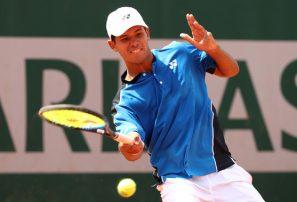 Nick Hardt gana su segundo partido en Mundial Juvenil de Tenis