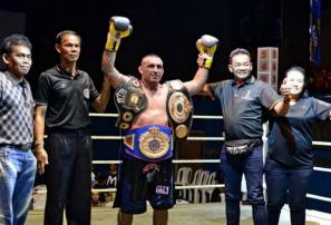 Muere leyenda del Muay thai de 49 años tras nocaut en Tailandia