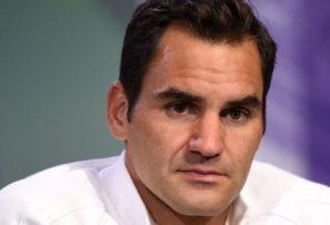 Roger Federer dice No piensa en el título numero 100 de su carrera