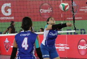 Doce equipos pasan a segunda ronda en Copa Intercolegial de Voleibol Femenino
