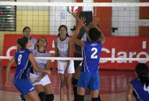 Padre Fantino y Sagrado Corazón avanzan a finales Copa Intercolegial de Voleibol Femenino