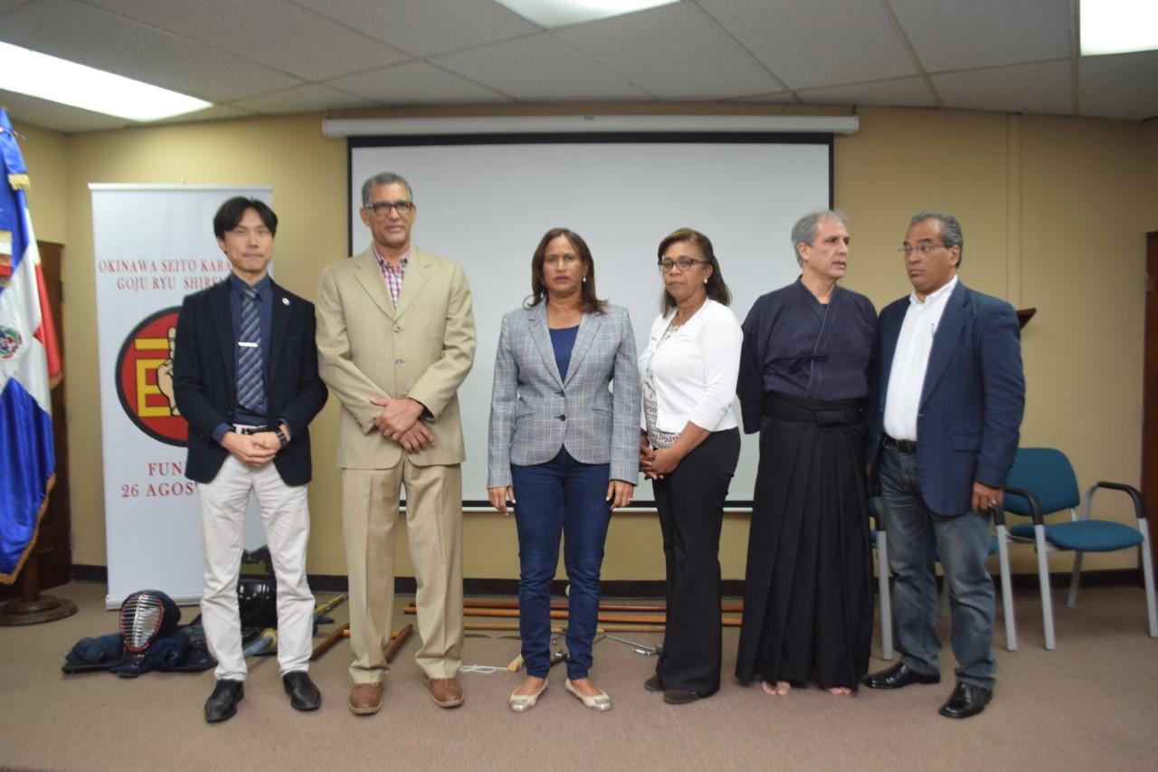 UNPHU celebra Taller de Importancia de las Artes Marciales