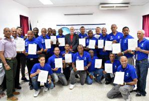 Entrenadores creen en consolidación del karate tras capacitación
