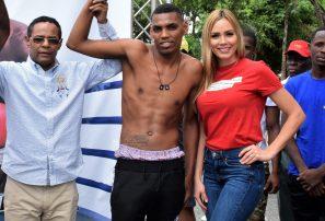 Starling Almonte expone su invicto ante venezolano García en RD