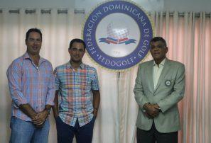 Olivares, Linares y Rodríguez, a representar el país en Abierto de Golf en Guatemala