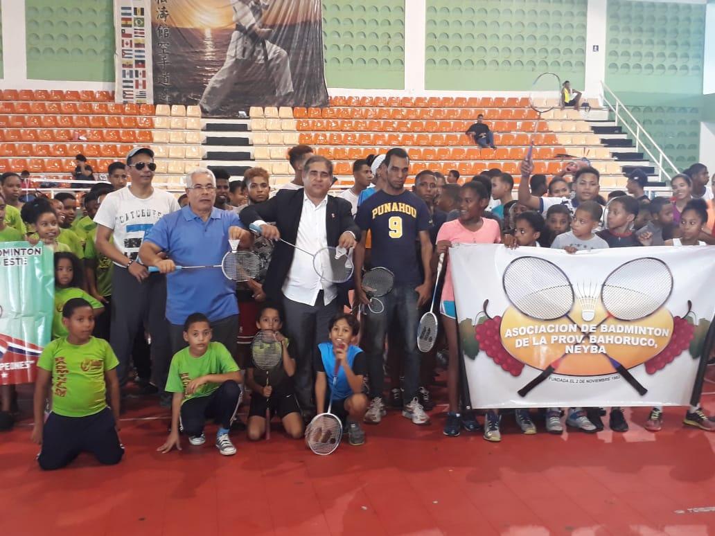 César Brito y Nairobi Jiménez a final Dominican Open de Bádminton