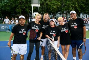 Celebran Experiencias Deportivas en Invitacional de Tenis de Olimpiadas Especiales