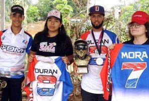 RD  ganacampeonato de motocross de Las Naciones Latinoamericanas