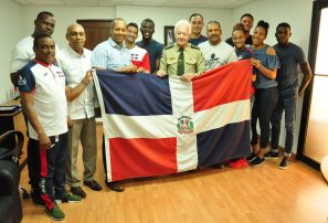 Selección militar de Taekwondo dominicana Viaja a Brasil