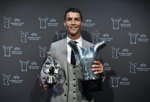 Cristiano Ronaldo dice no está obsesionado con los premios individuales