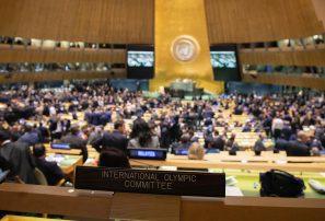 Naciones Unidas reconoce la importancia del deporte para el desarrollo sostenible
