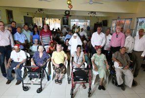 Comité Olímpico celebrará este jueves Almuerzo Navideño con envejecientes
