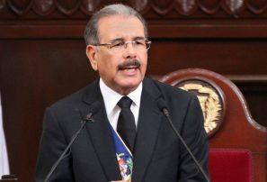 Presidente Medina felicita elección de Mejía en presidencia COD