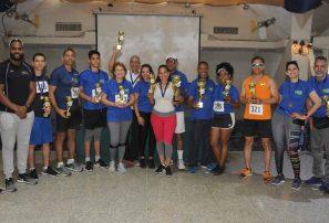 Ildelisse Patino y Ross Garcia conquistaron Maraton Naco Xtreme