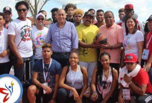 Autoridades de la provincia resaltan orden y éxito de los Juegos Nacionales