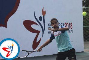 Este y Norte obtienen dos triunfos en tenis Juegos Hermanas Mirabal