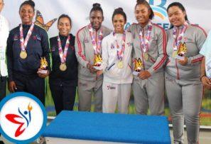 Octava zona logra oro por equipo judo femenino, el Este se impone en masculino