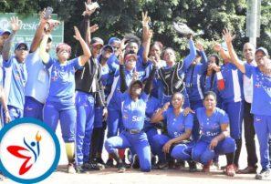 El Sur se mantiene al frente en softbol femenino de Juegos Hermanas Mirabal