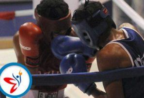 Norte y Metropolitana clasifican a la final de boxeo en Juegos Nacionales