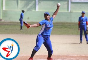 Sur y Este disputarán el oro en softbol femenino de los Juegos Nacionales