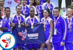 La Zona Sur conquista metal dorado en el Korfball de Juegos Nacionales