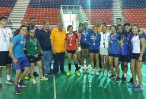 Selección bádminton RD obtiene 12 medallas en Copa Dominican Open