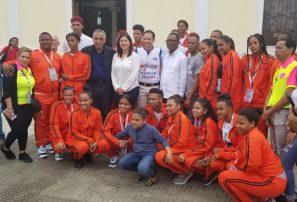 Presidente COD afirma Juegos Nacionales hasta ahora son exitosos