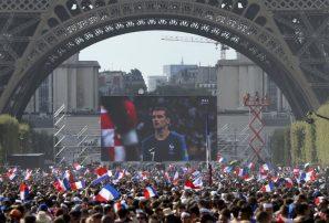 Más de 3.500 millones de personas vieron parte del Mundial de Fútbol