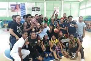 Los Sónicos se coronan campeones en Baloncesto Superior de San Juan