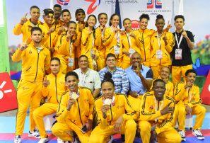 Norte ocupa primer lugar general taekwondo Juegos Nacionales