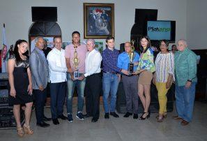 Premian a Rosario y Mora atletas más sobresalientes provincia Duarte en el 2018