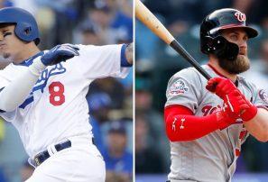¿Terminarán Machado y Harper firmando con Filis y White Sox?