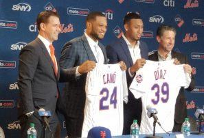 Robinson Canó dice quiere ayudar a los Mets a ganar la Serie Mundial