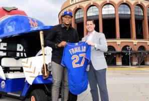 Jeurys Familia se expresó contento de volver a Nueva York con los Mets