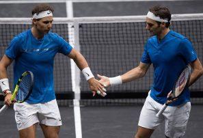 Nadal y Federer volverán a jugar juntos en la Laver Cup 2019