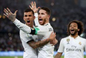 Real Madrid goleó al Al Ain y es tricampeón mundial