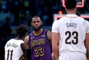 LeBron revela figuras con quienes quisiera jugar en la NBA