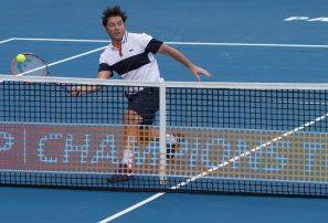 Sébastien Grosjean fue elegido nuevo capitán de Francia para Copa Davis